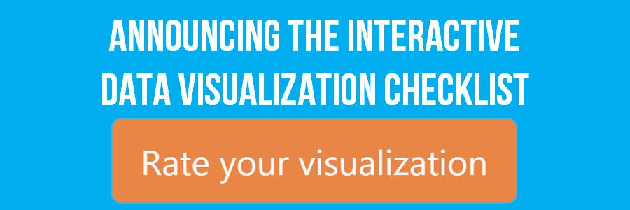 Announcing The Interactive Data Visualization Checklist