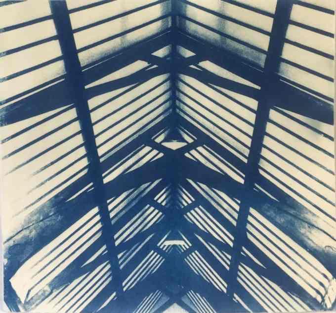 architectural cyanotype_Stephanie Gaumond