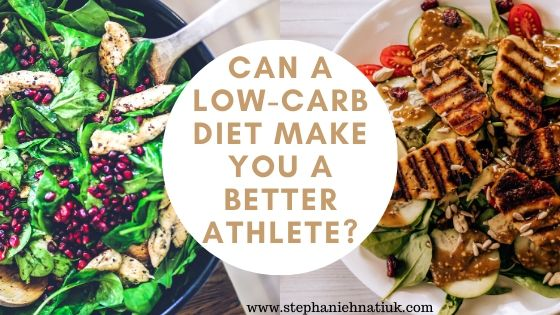 Will a low carb diet improve athletic performance
