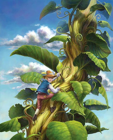 you don't know jack about jack and the beanstalk ...