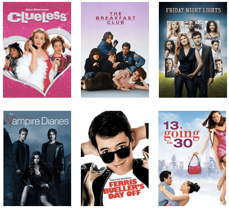 Films to Watch with your Teens on Family Movie Night #StreamTeam