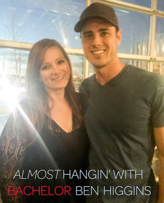 Ben Higgins in Colorado
