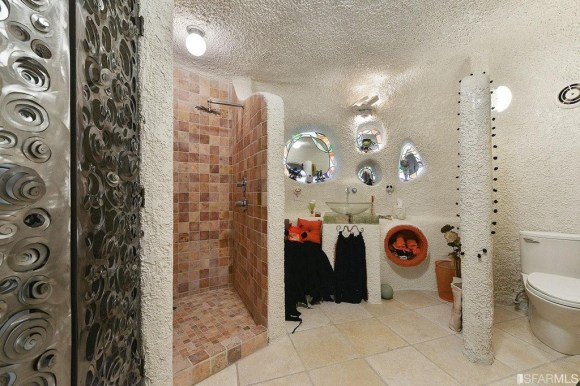 Flintstones Fur Bath Towel