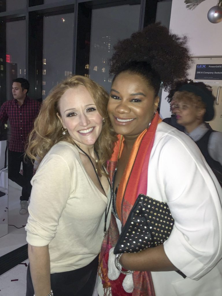 Stephanie Klein and Adrienne C. Moore