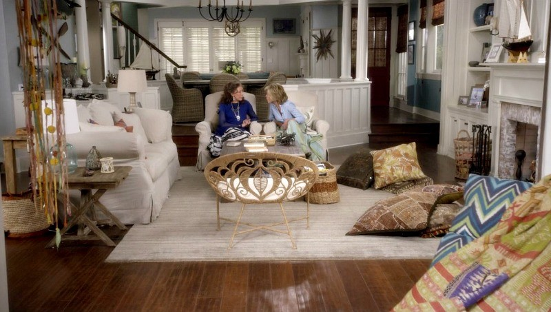 Interior Design Grace and Frankie Netflix
