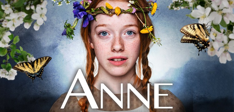 Anne with an E on Netflix