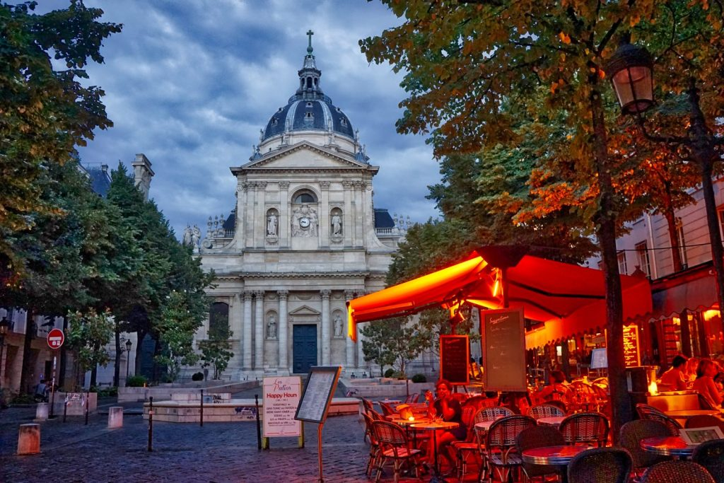 sorbonne cafe paris