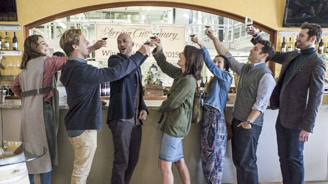 Friends From College - Netflix Series