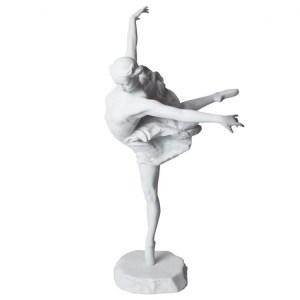 Porcelain figurina Ballerina Ulanova