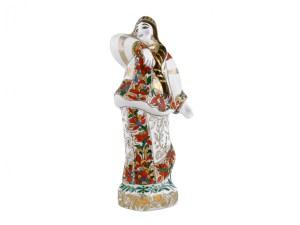 Porcelain figurine Russian dancing girl
