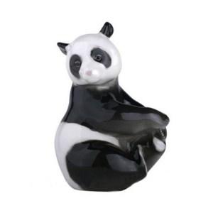 Porcelain figurine Panda Bear