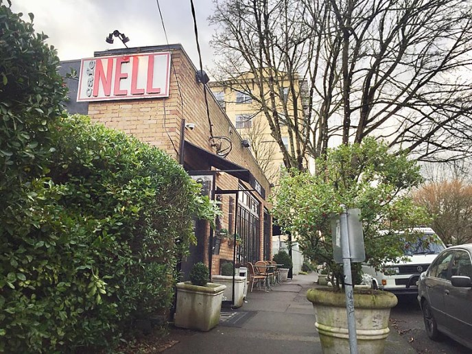 Cafe Nell Exterior NW Portland