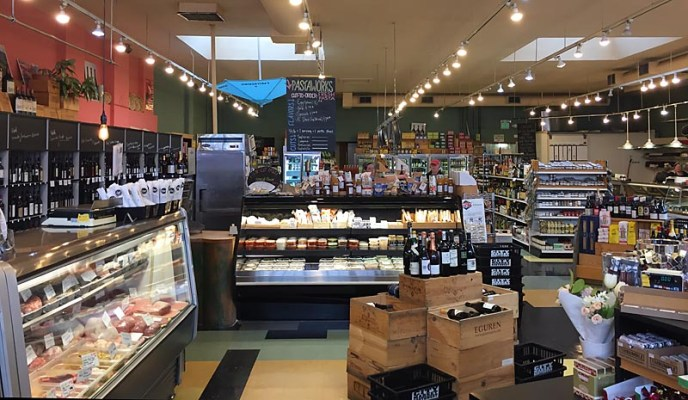 City Market NW Portland