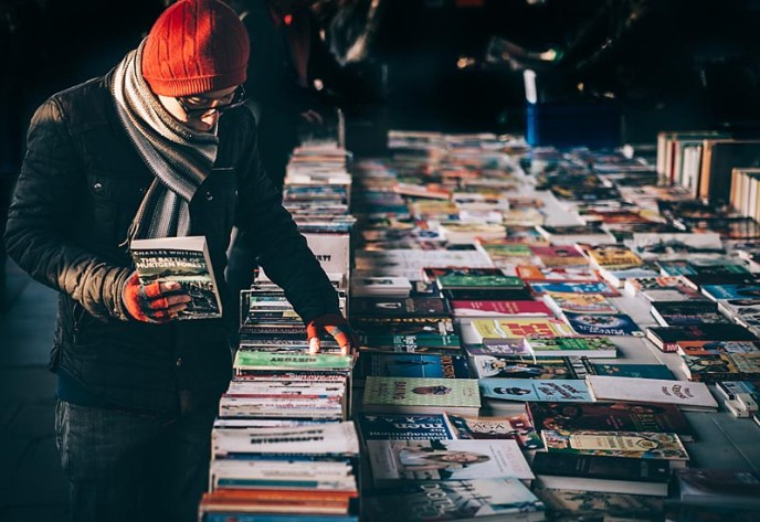 November in Portland means Wordstock and the Book festival