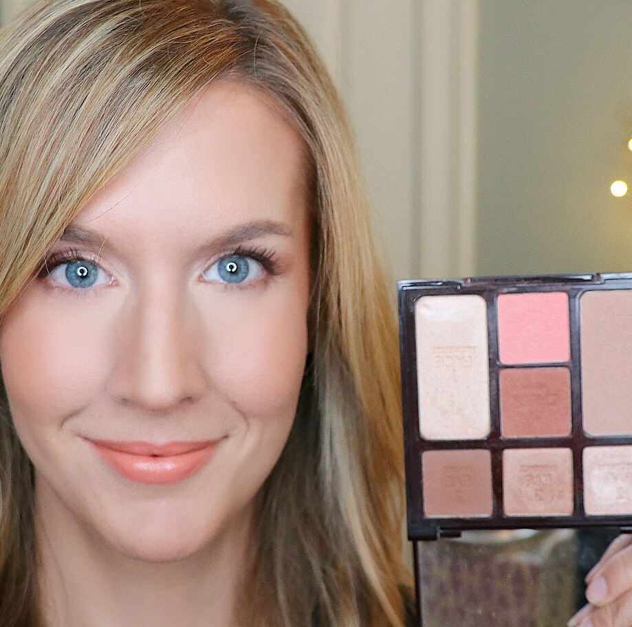 charlotte tilbury beauty glow palette review & swatches