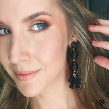 Baublebar tassle earrings