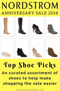 Nordstrom shoes sale 2018