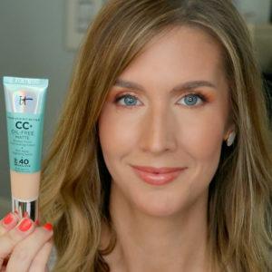 It cosmetics cc cream matte