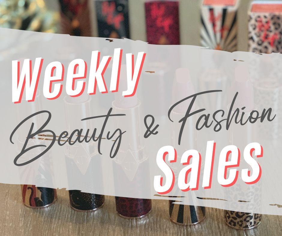 July beauty sales july beauty deals