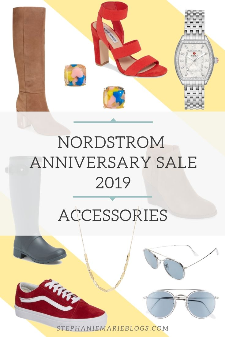 NORDSTROM ANNIVERSARY sale 2019 ACCESSories and shoes