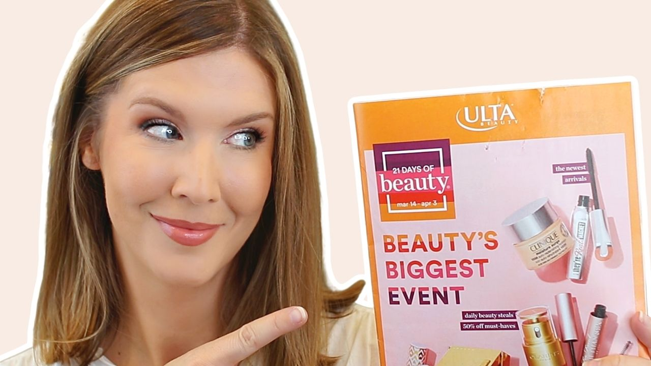 Ulta's 21 Days of Beauty: Week 2 Recommendations