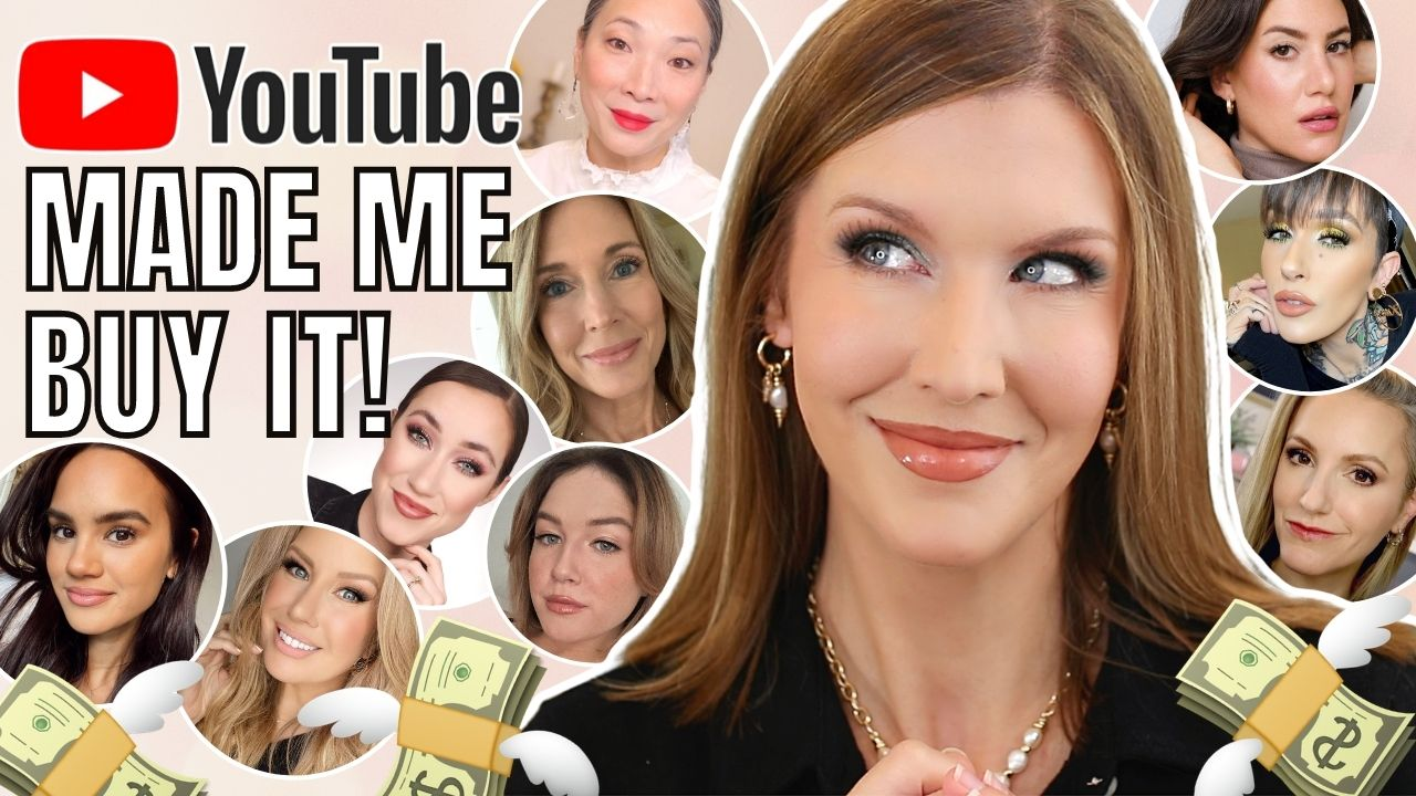 10 Beauty Products I Discovered Through YouTube