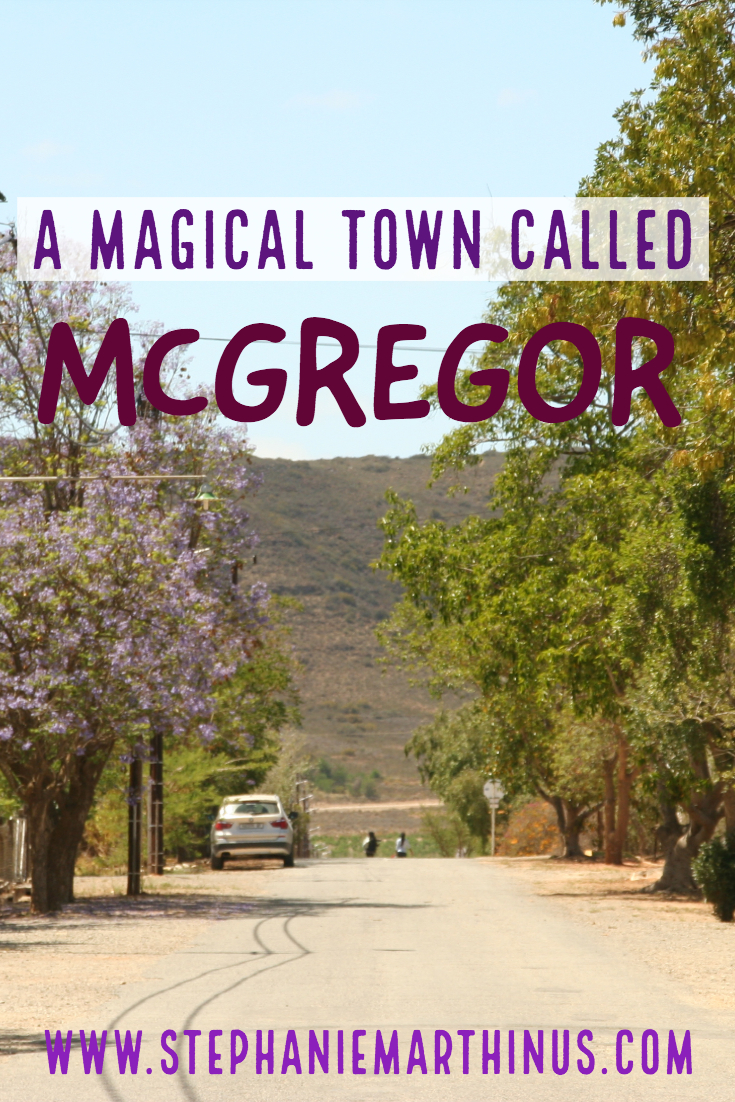 A Magical Town called McGregor