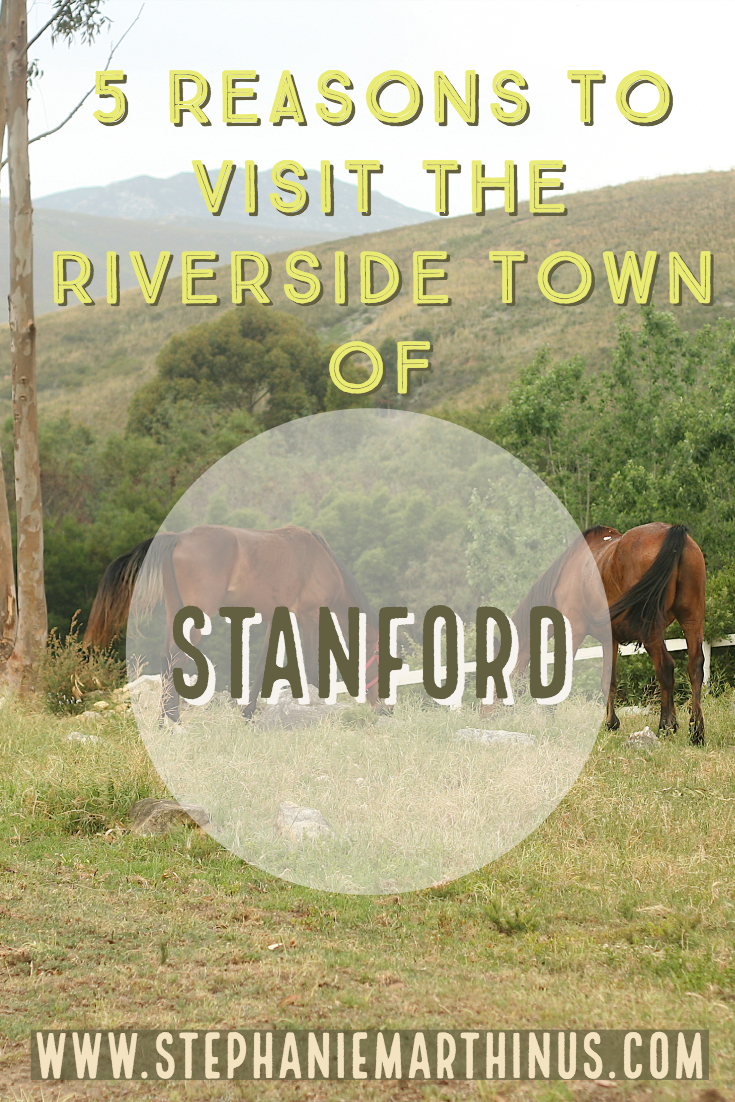 5 Reasons to visit the riverside town of Stanford