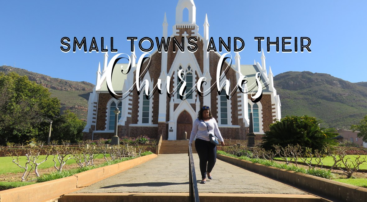 Small Towns and their Churches