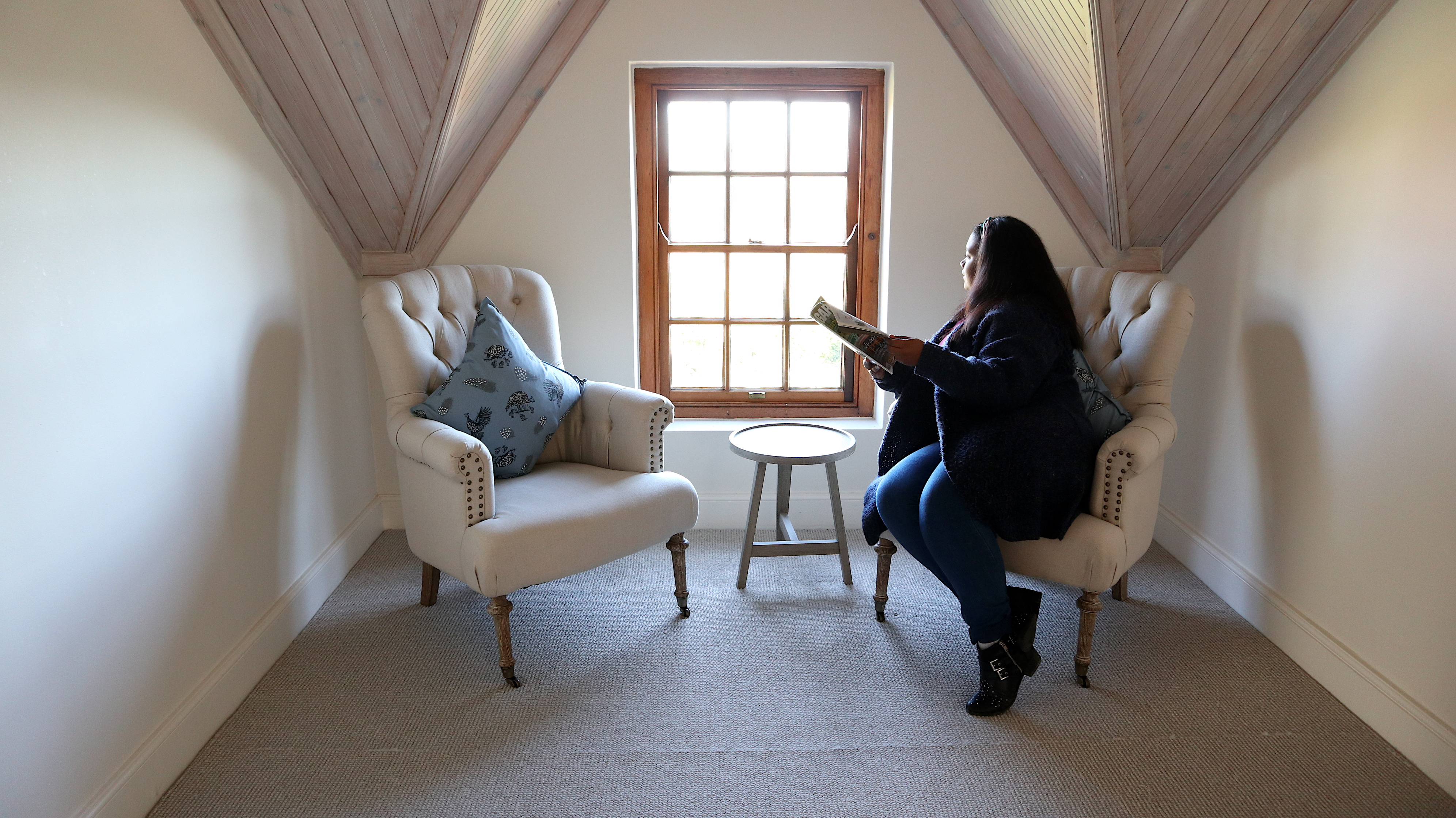 A Winter Wonderland Stay at Andreas Wine Estate