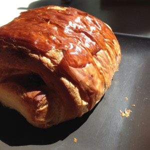 May God Bless you with a Chocolate Croissant and Time To Linger