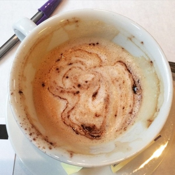 Cappuccino - StephanieMayWilson.com