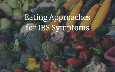 Got IBS? Here's How to Fix It with a Low FODMAPs Diet