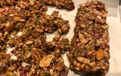 2019's Hot Breakfast Trend: Grain-Free Granola (with chickpeas!)