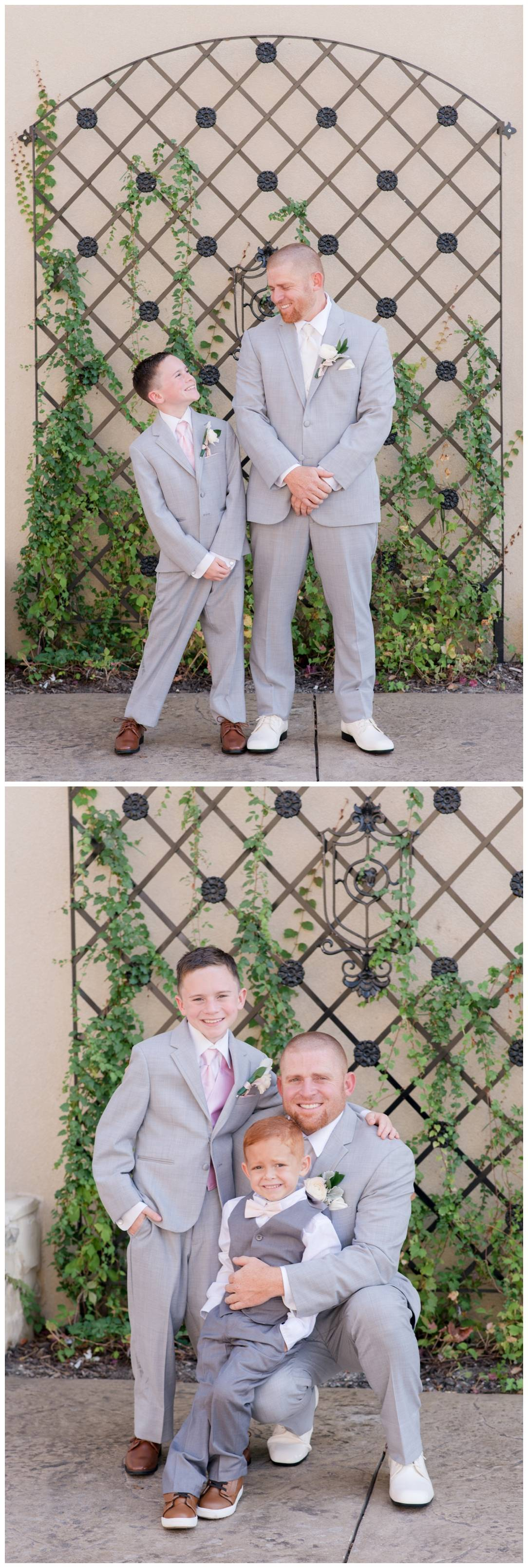 Ring Bearer Poses with Groom at The Knotting Hill Place.jpg