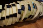 Eggplant slices 1