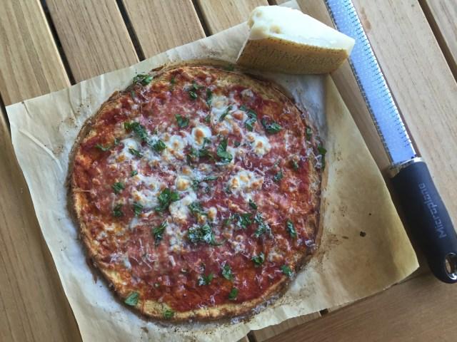 Cauliflower Pizza dressed final 2