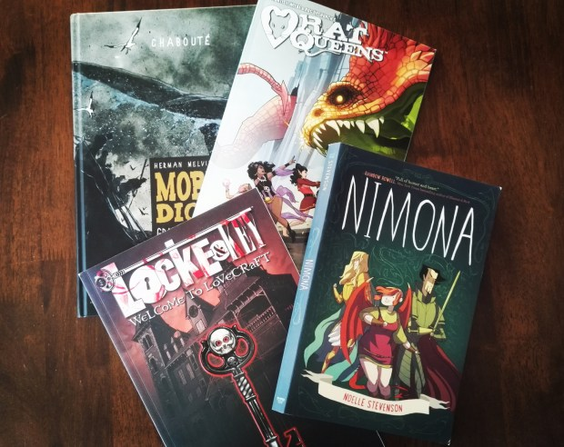 Best of Graphic Novels 2015