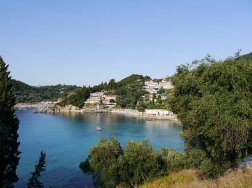 Korfu, Palaiokastritsa