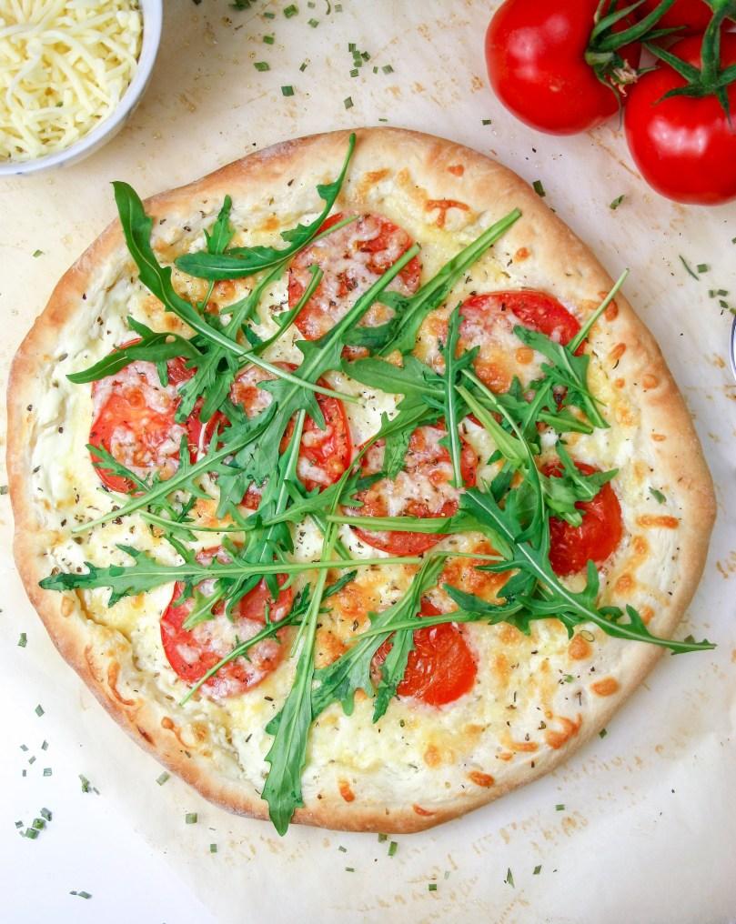 PizzamitKäserand