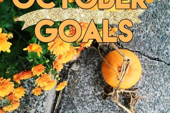 october goals //stephanieorefice.net