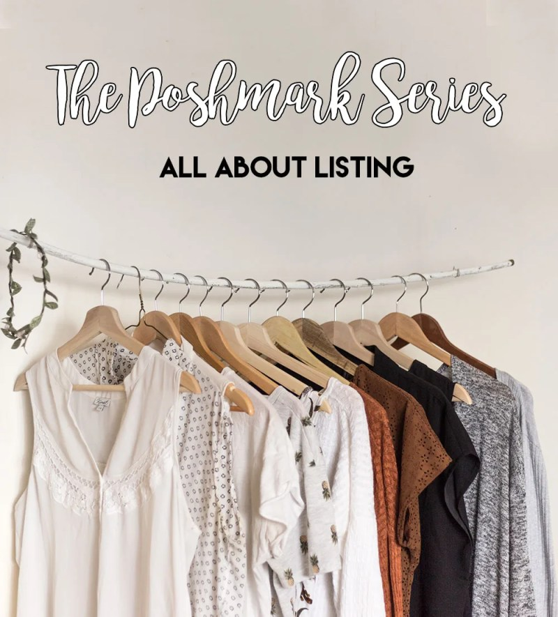 How to list on Poshmark
