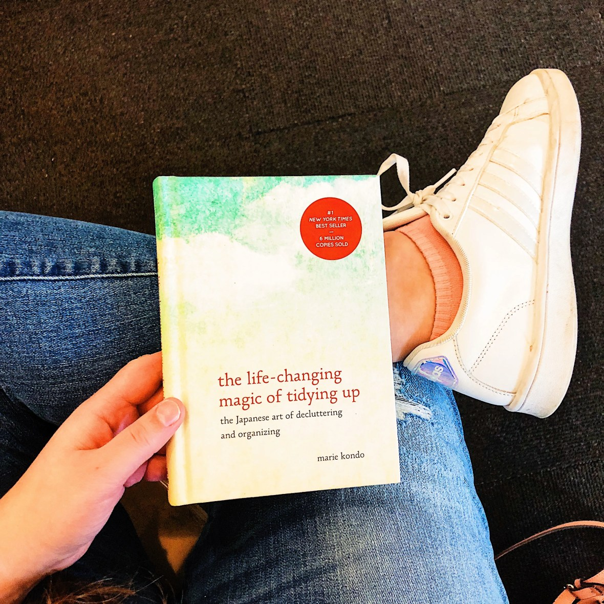 the life changing magic of tidying up // stephanieorefice.net