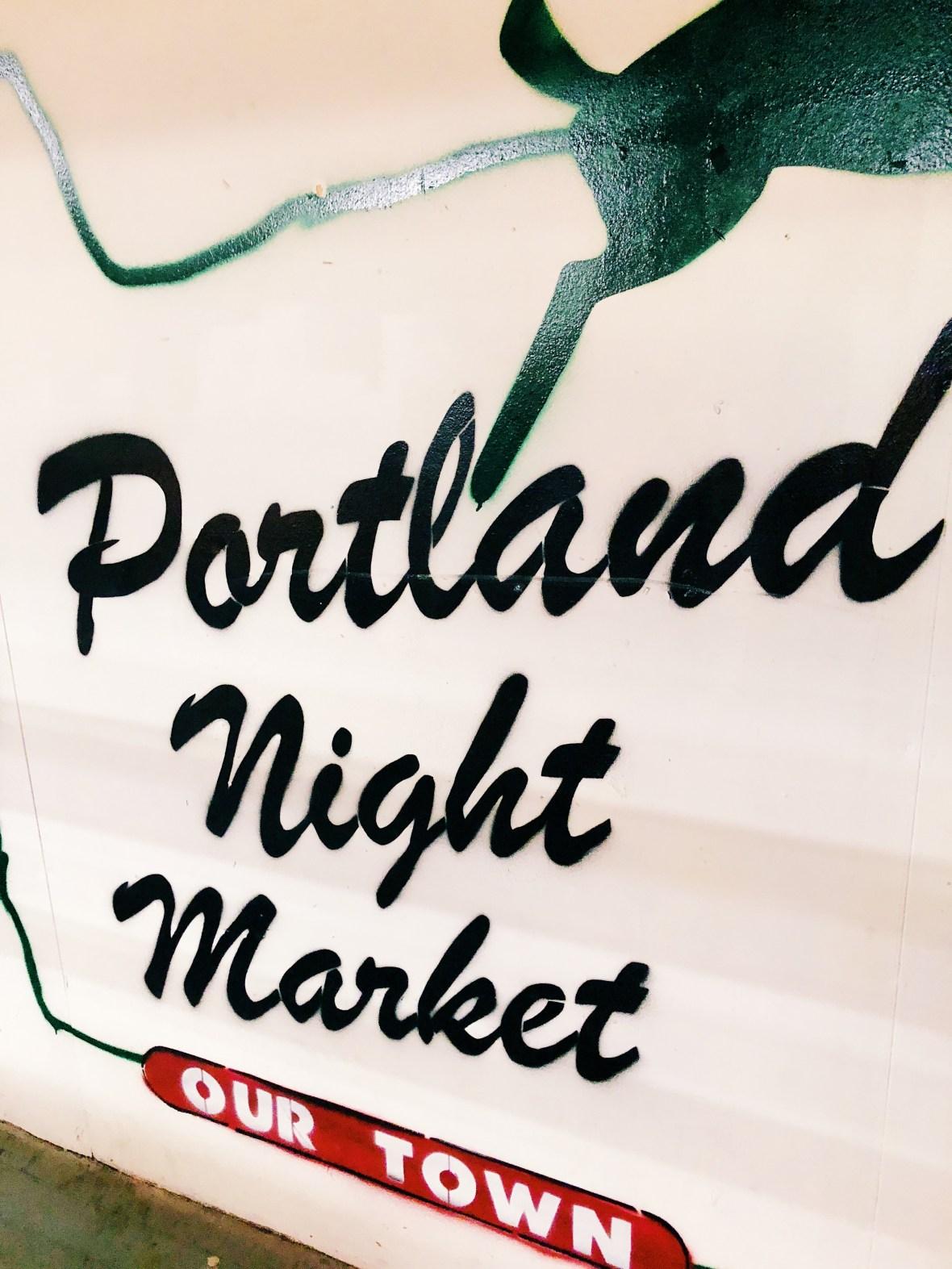 Portland Night Market // stephanieorefice.net