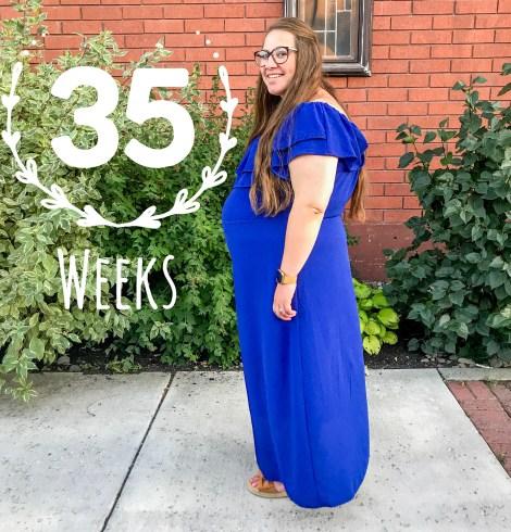 Baby Martian // Week 35