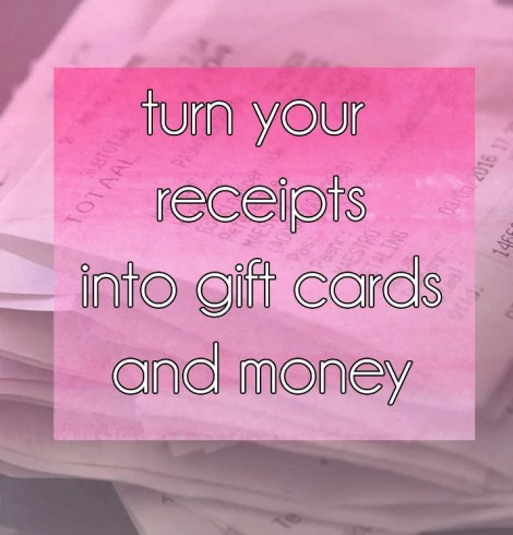 5 apps to make money with your receipts