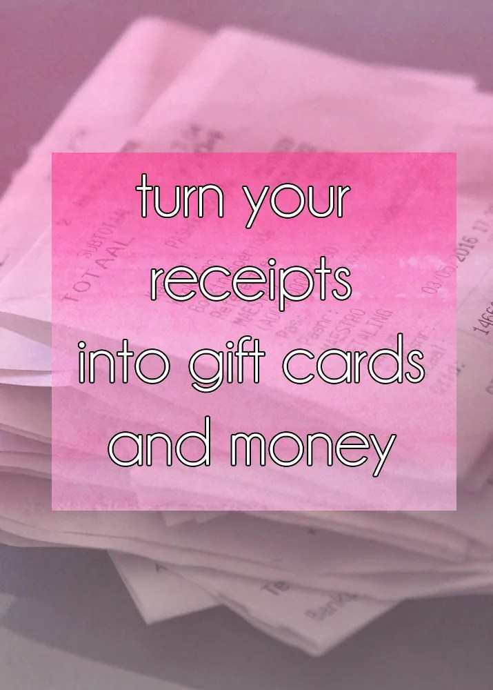 apps to make money with receipts