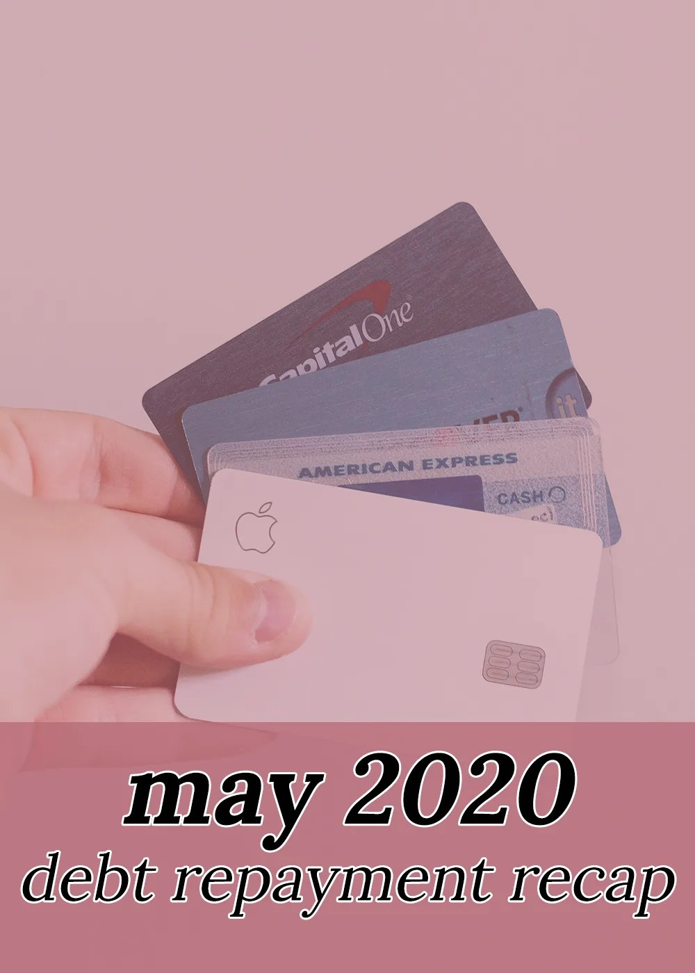 May 2020 Debt Repayment Recap