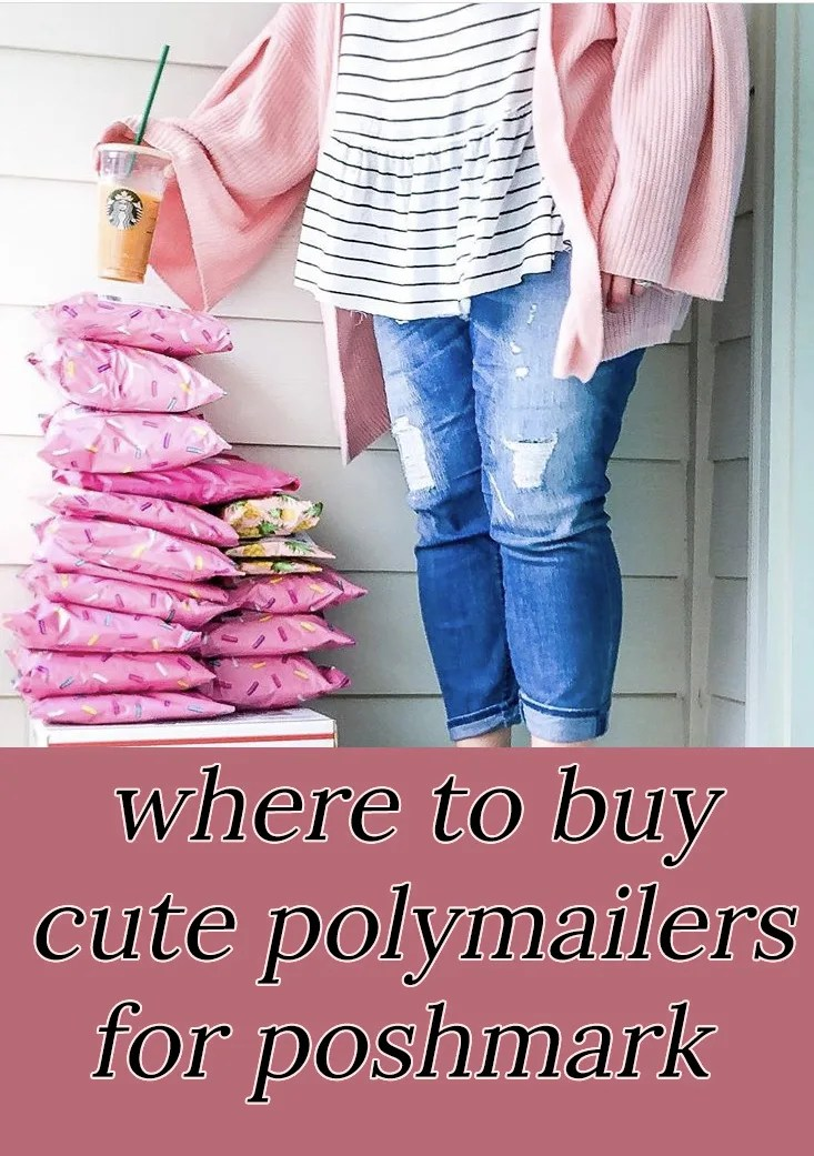 where to buy cute poly mailers for poshmark