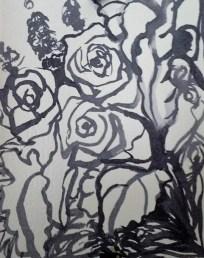 Nosegay Roses 1